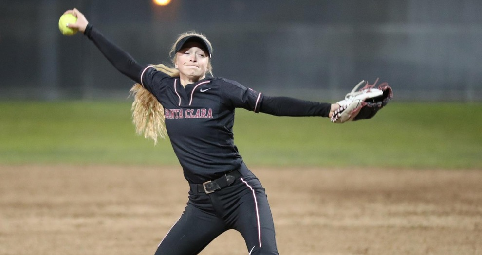 Softball Tops Northern Colorado in Saturday Split