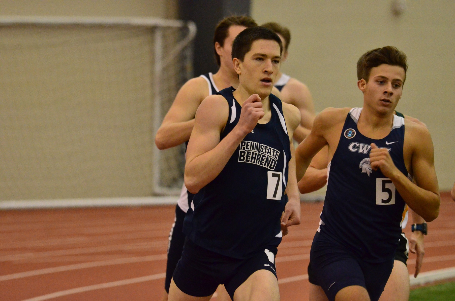 Men's Indoor Track & Field Opens Season at Mt. Union