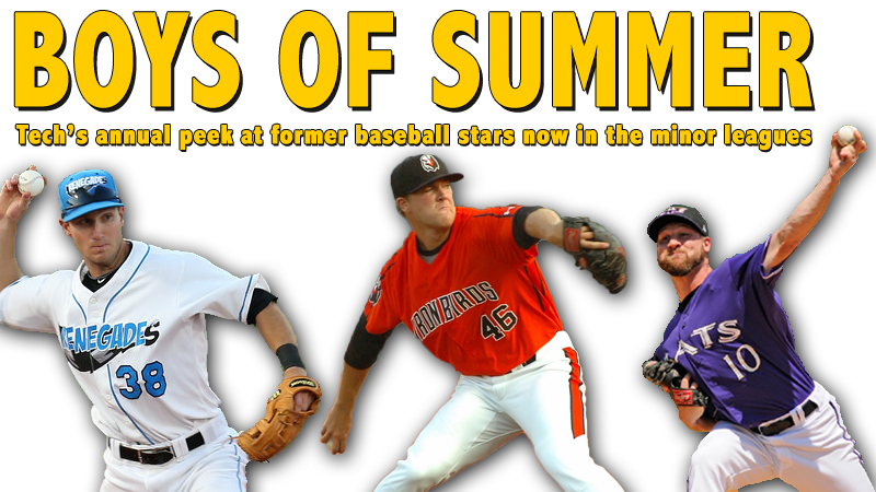 Boys of Summer: The 2014 look at former Golden Eagles in the minor leagues