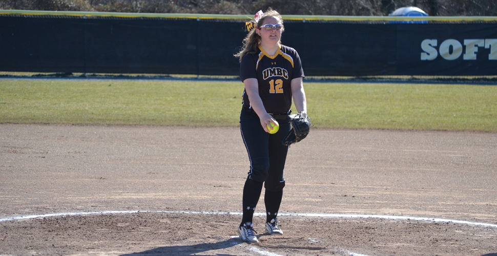Puccio's One-Hitter Leads UMBC Softball to 4-0 Win Over Hartford; First America East Tournament Victory Since 2008
