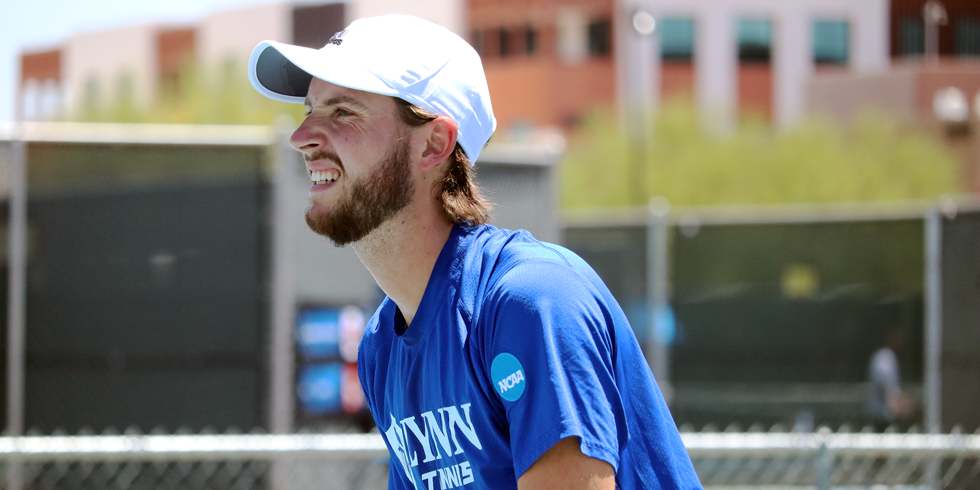 Bartmann Still Alive for Men's Tennis at Sailfish Invite