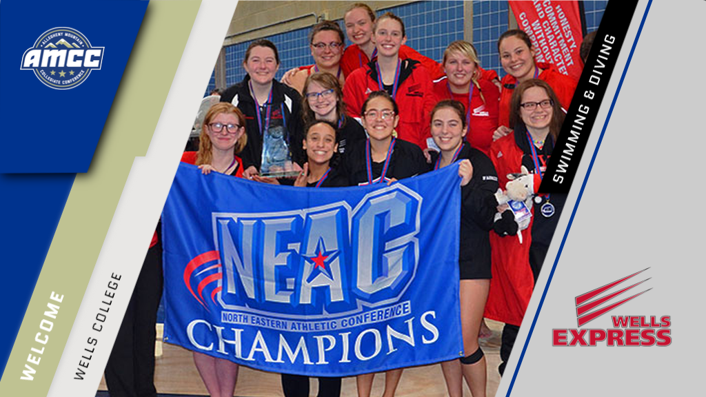 AMCC ANNOUNCES WELLS AS AFFILIATE MEMBER IN SWIMMING AND DIVING