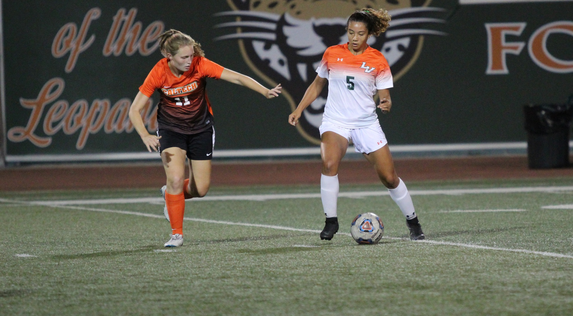 Women's Soccer takes down Caltech at home