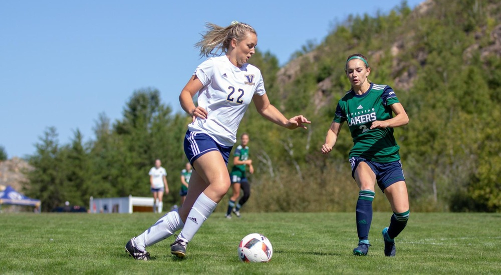 WSOC | Voyageurs Fall to Rival Lakers