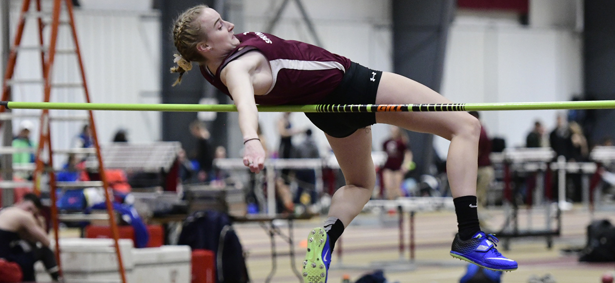 Strain and Dewhurst Lead Women's Track and Field at Massasoit Classic