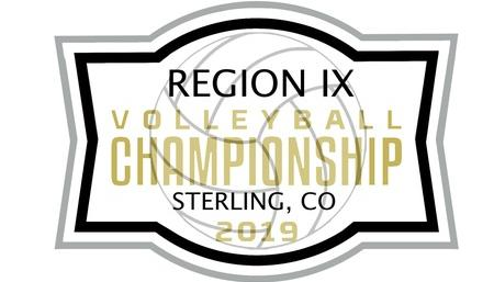 Region IX Volleyball Tournament & Men's Basketball at NJC - Broadcast Links Here