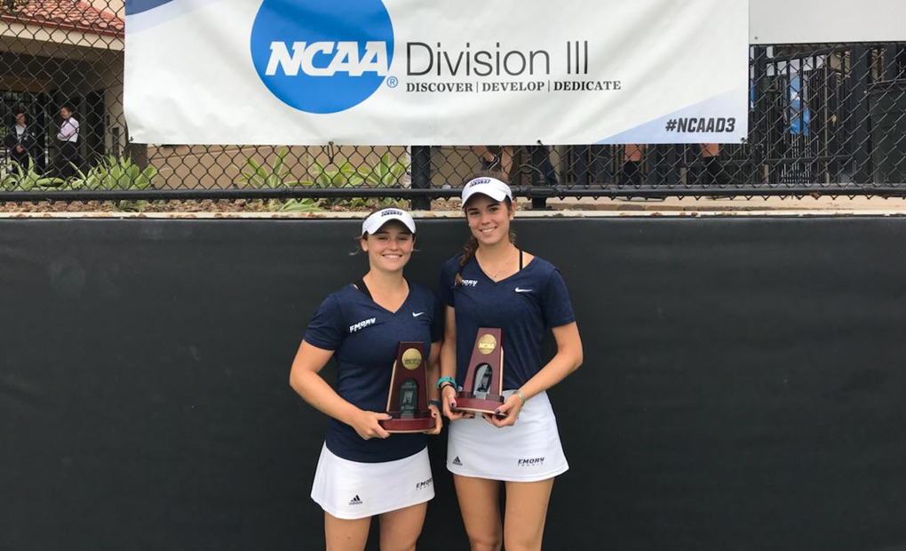 Bridget Harding & Ysabel Gonzalez-Rico Fall in NCAA Doubles Semifinals