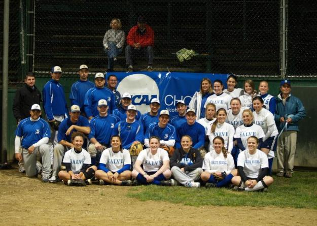 "Salve Regina has re-scheduled its annual fall classic softball showdown between Newport Police and Seahawk baseball/softball players for Fri., Oct. 21 (6:30 p.m. at Cardines Field). The 2011 game will feature ""ringer"" Lisa Yenush playing for the police squad."