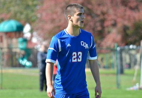 Late goal propels men's soccer to third at St. Joseph's Tournament