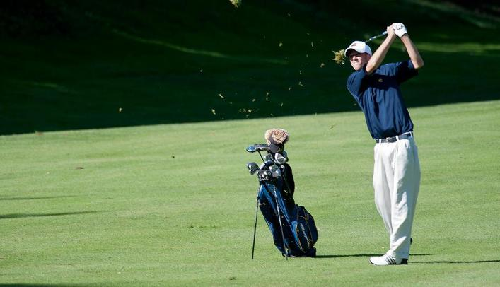 Men's Golf Finishes Second at UW-Stout Invitational