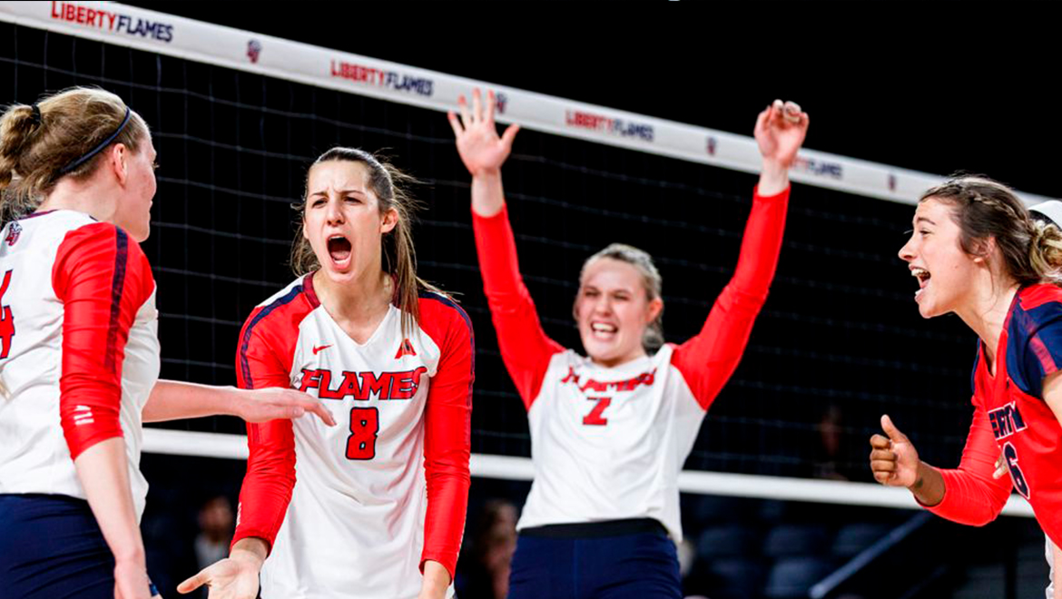 Liberty Battles Back To Down High Point 3-1 To Advance To NIVC Quarterfinal