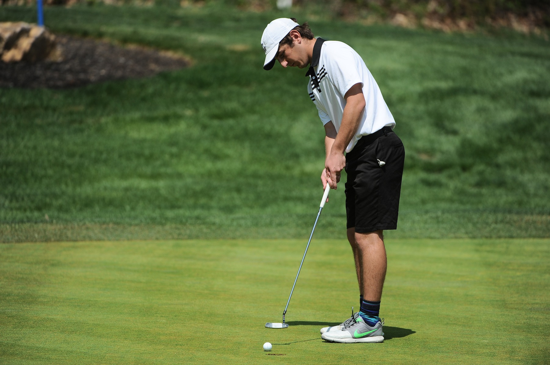Shur Shoots 78 in Second Round of NCAA Championships