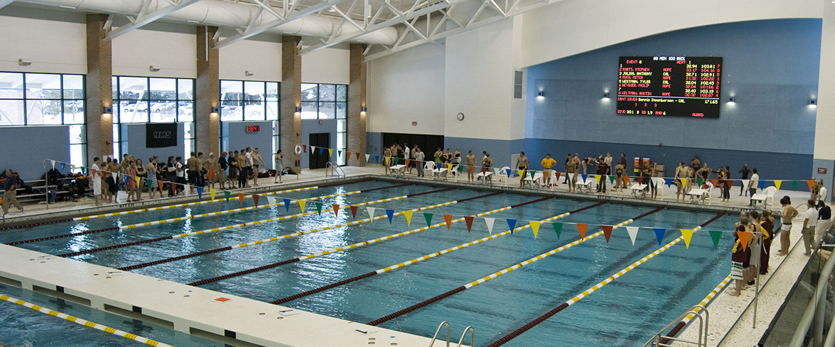 Calvin's Venema Aquatic Center