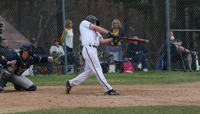 Baseball rallies past Ohio Wesleyan