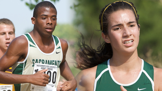 WOMEN'S CROSS COUNTRY FINISHES FIRST AT DOC ADAMS; MEN SECOND