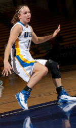 Johnson's 27 Points Leads UCSB Past CSUN