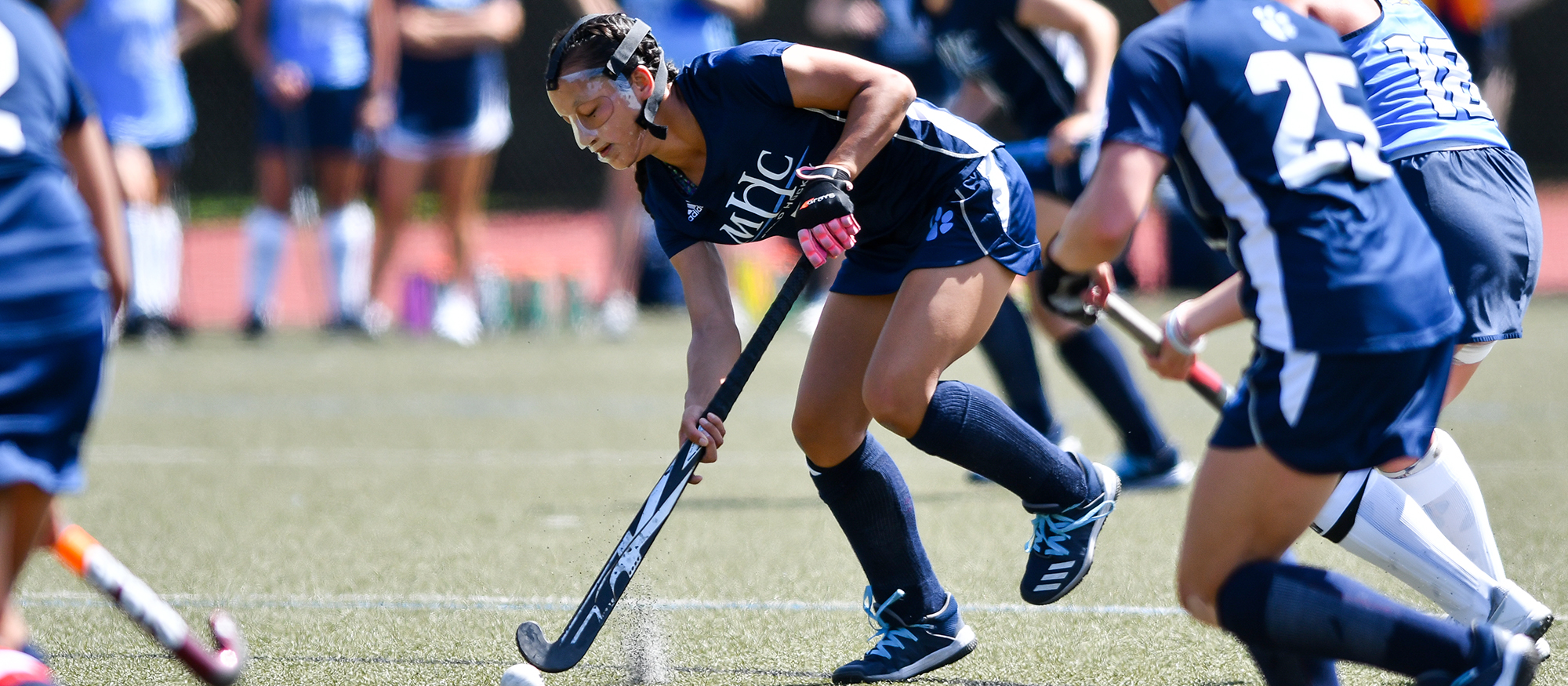 Field Hockey Falls Short of WPI, 3-0, in NEWMAC Championship Quarterfinals