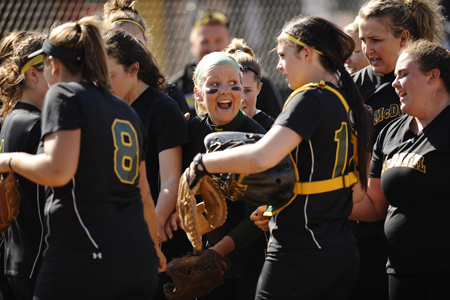 McDaniel finishes spring trip 6-4