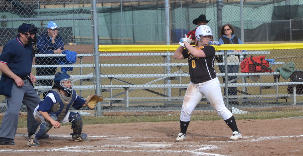 The Long Ball Downs UMBC Softball at Binghamton