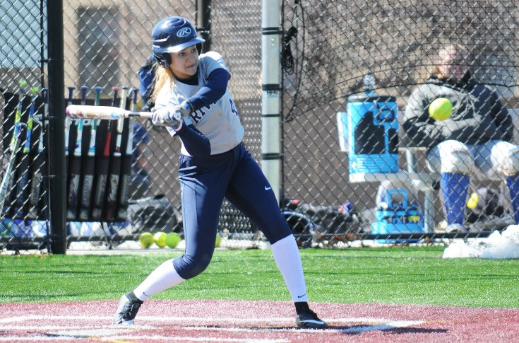 Softball: Raiders swept by Emmanuel, 7-3 & 8-0