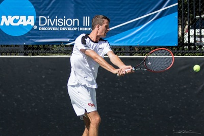 CMS Men's Tennis Advances to NCAA Elite 8