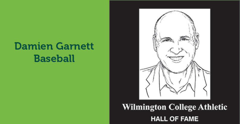 2016 Hall of Fame: Damien Garnett