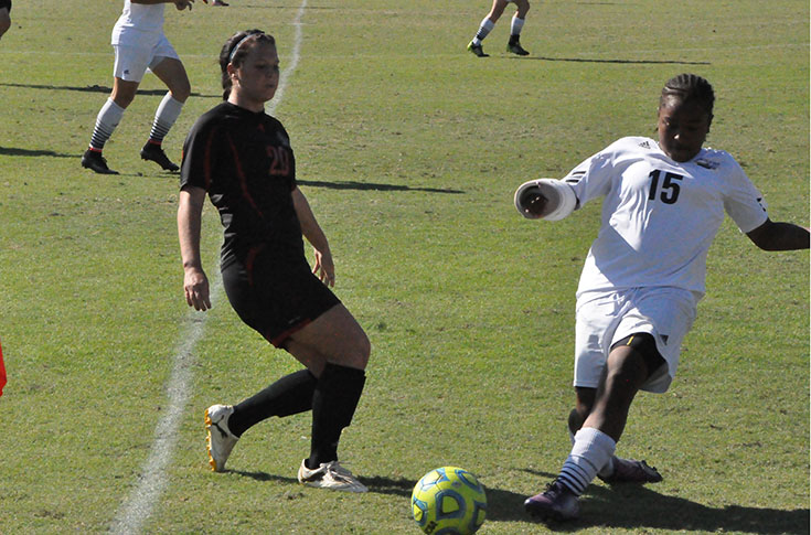 Women's Soccer: N.C. Wesleyan spoils Senior Day for Panthers