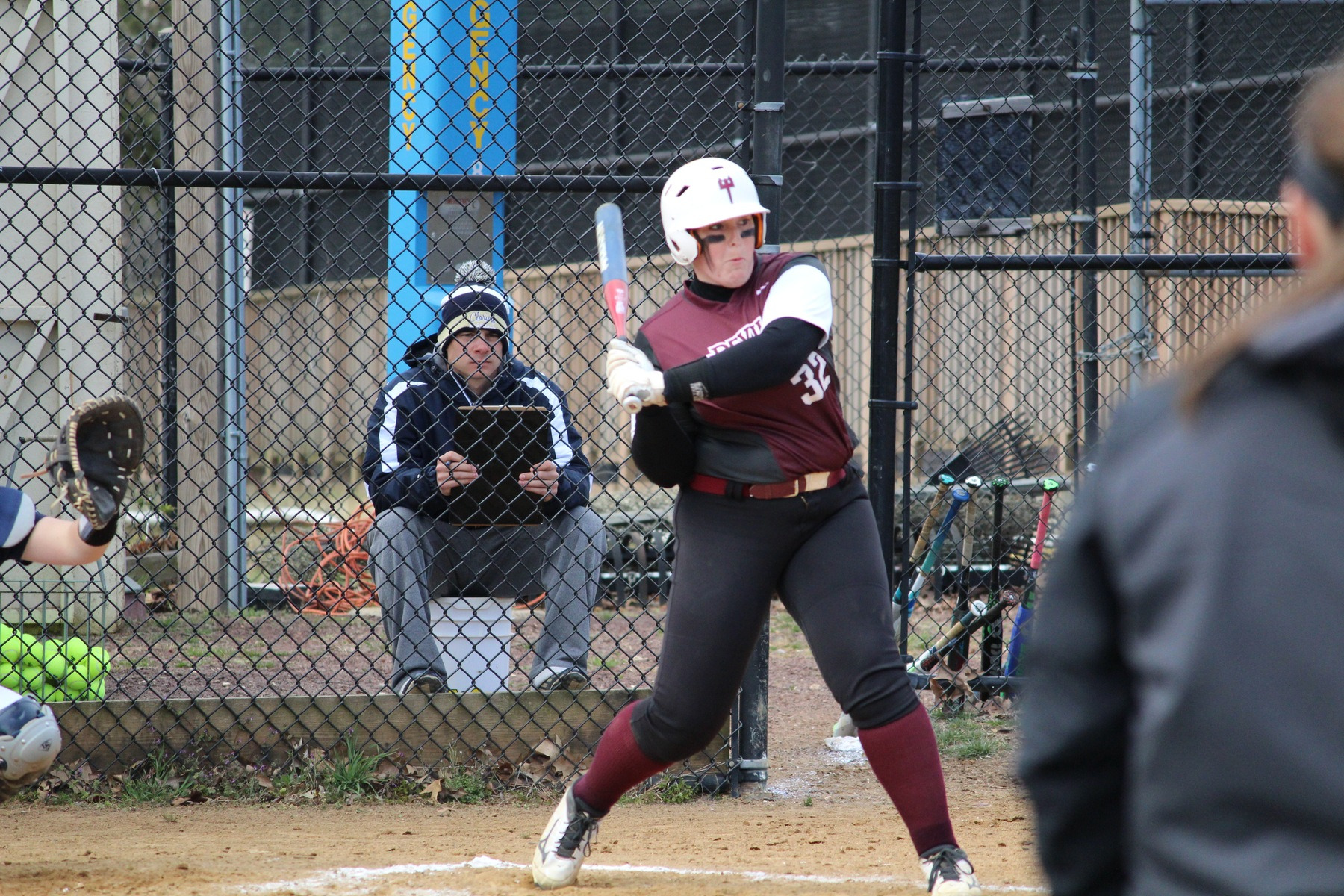 Devils Softball Fights Hard Against Felician