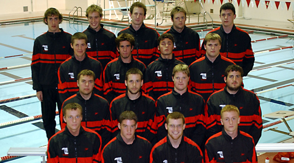 2002-03 Wittenberg Men's Swimming and Diving