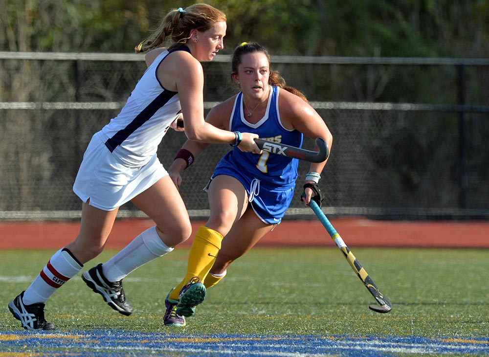 Field Hockey Opens Homecoming Weekend with Win