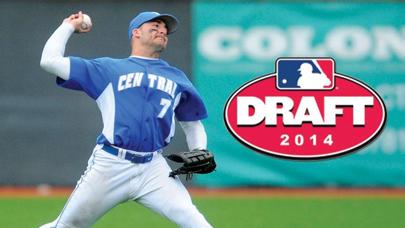 Sportman Drafted by A's in 27th Round