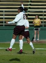 Women's Soccer Falls at No. 2 Notre Dame