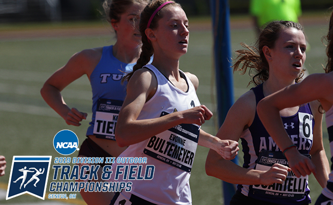 Bultemeyer Qualifies for Finals of 1500-Meter at NCAA Outdoor Nationals