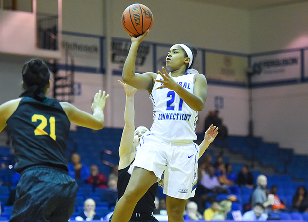 Women's Basketball Falls, 80-62, to San Diego St. at Seton Hall Classic