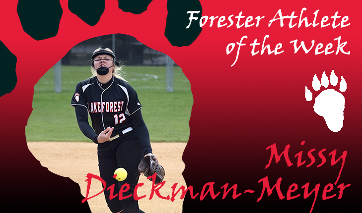 Missy Dieckman-Meyer Named Forester Athlete of the Week