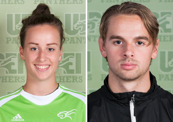 UPEI announces the Panther Subway Athletes of the Week, September 24–30