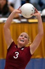 Volleyball Welcomes No. 4 Pepperdine and No. 16 LMU to the Leavey Center