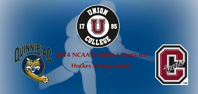 Inthe 2014 ncaa division i men s ice hockey chionship