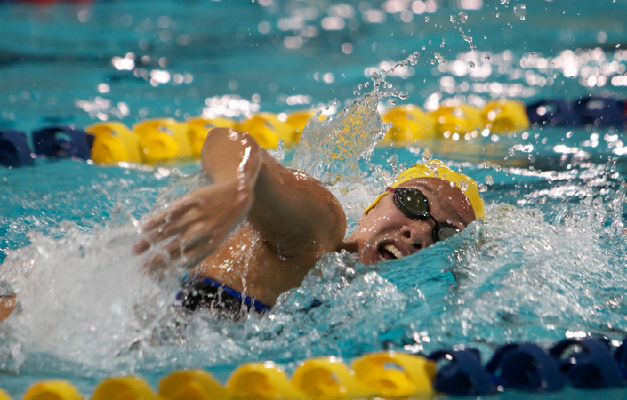 Emory Swimming & Diving Downed by Queens University in Charlotte