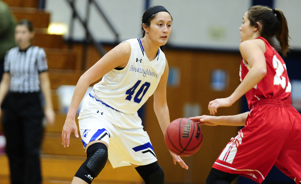 Parsons, Haddon Power F&M Past Ursinus