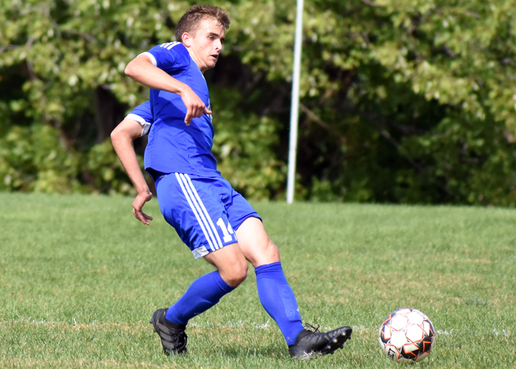 Lakeland unable to score against Muskegon, 2-0