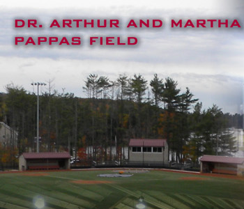 Dr. Arthur and Martha Pappas Field