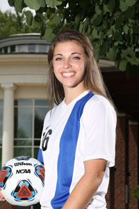 W. Soccer: Madison Frazier