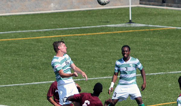 Late Game Comeback Gives Wilmington Men's Soccer Overtime Victory, 2-1, at Dowling