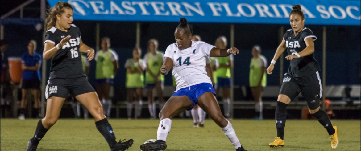 ASA Miami Women's Soccer Falls To ESFC In Region VIII Semis