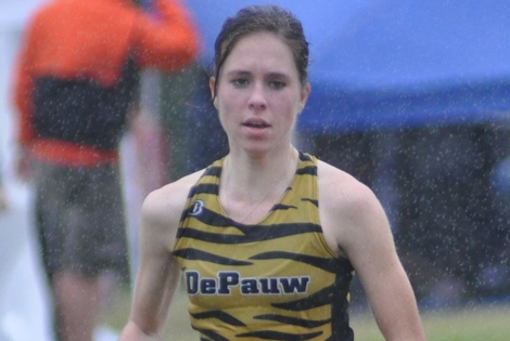 DePauw's Reich Named 2010 SCAC Woman of the Year