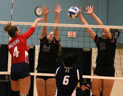 WALTERS STATE VOLLEYBALL SEE SEASON END IN DISTRICT FINALS