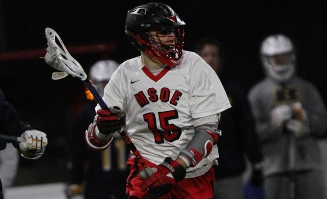 Lacrosse Suffers First Loss, 13-12 at Beloit