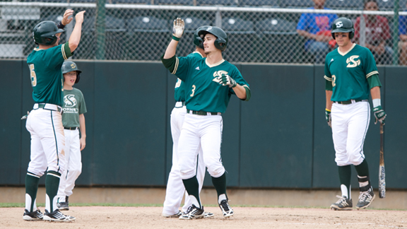 BASEBALL BEATS AIR FORCE 7-1, WINS FIFTH STRAIGHT GAME