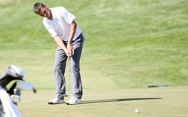 Joey Russo's 73 Leads Wilmington Golf to a 310 in First Round of NCAA Division II Super Regionals